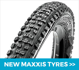 New Maxxis Tyres - Bicycles Online